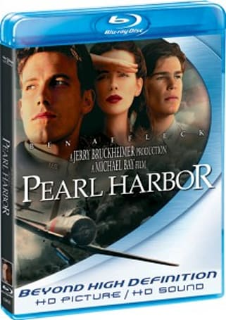 Buena Vista's December Blu-ray releases: Pearl Harbor and Invincible