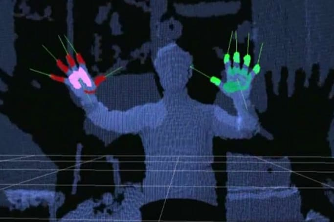 Kinect finally fulfills its Minority Report destiny (video)