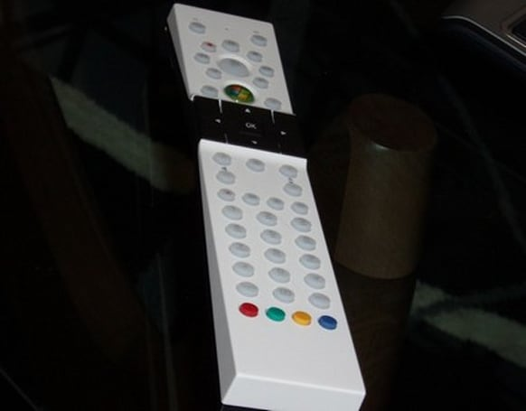 Sneak peek at Microsoft's Windows Vista MCE remote