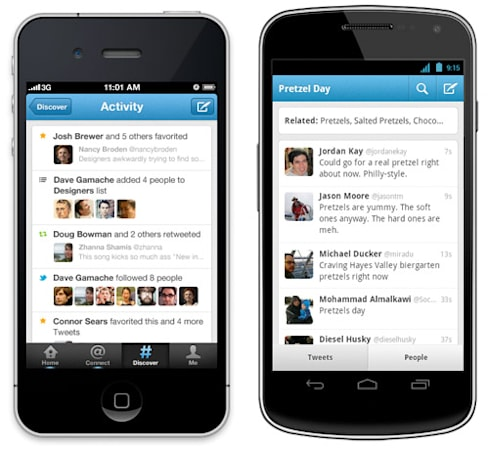 Twitter's API v1.1 rules put user caps on third party clients, exert more control overall
