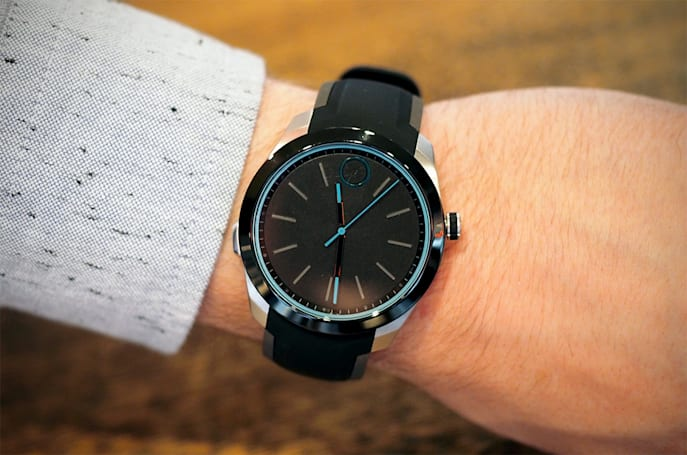 HP and Movado bring simplicity to smartwatches