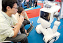 "Researchers show off ""Fudan Intelligent Robot"""