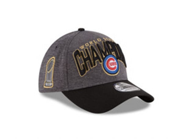 World Series champions locker room hat