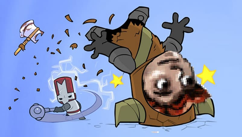 XBLA Awards: Braid can't rewind loss to Castle Crashers