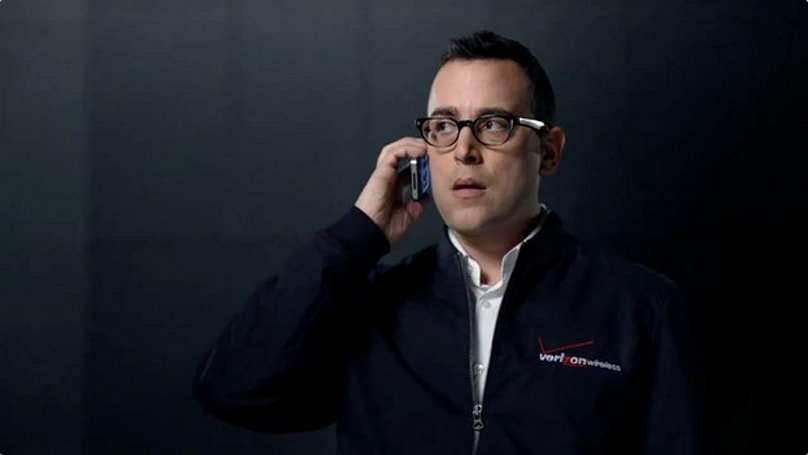 Verizon Guy gets let go, turns out that wasn't his name anyway
