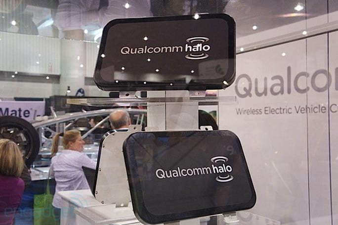 Qualcomm pairs up with Delta Motorsport, flirts with Renault for Halo wireless charging trials