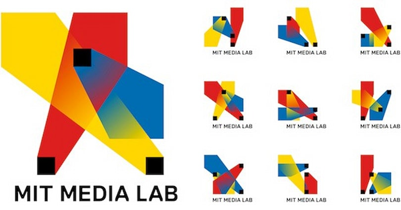 MIT Media Lab gets a multiplicitous new logo (video)