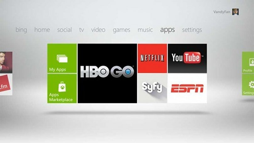 Microsoft launches YouTube, TMZ, FiOS TV apps and many more on the Xbox 360 today