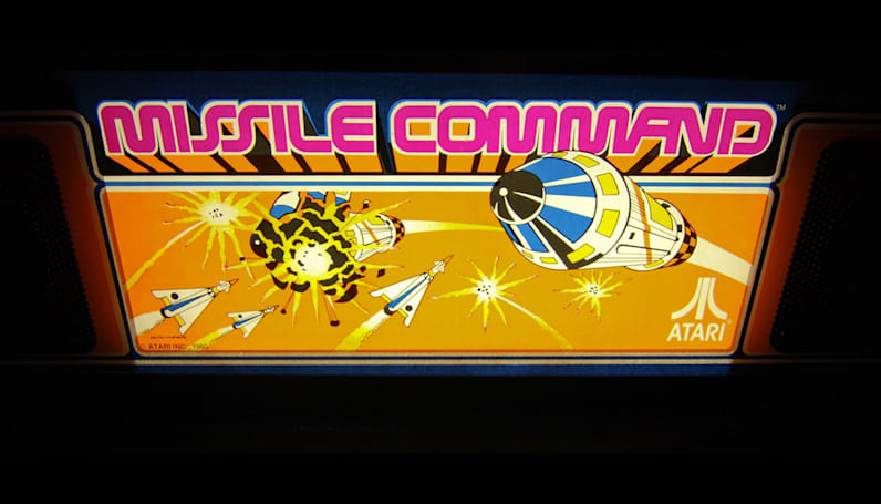 Atari has 'Missile Command' and 'Centipede' movies in the works