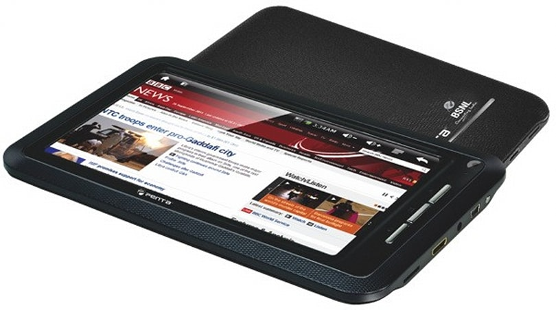 Aakash put on notice as BSNL and Pantel pair up to produce T-Pad