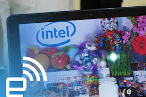 Intel's Llama Mountain Reference Tablet Hands-on