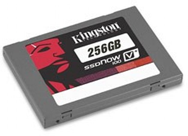 Kingston introduces 256GB SSDNow V100 SSD for $490