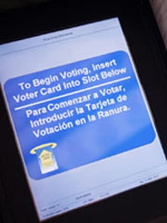 ES&S e-voting machine fails epically at withstanding hackers