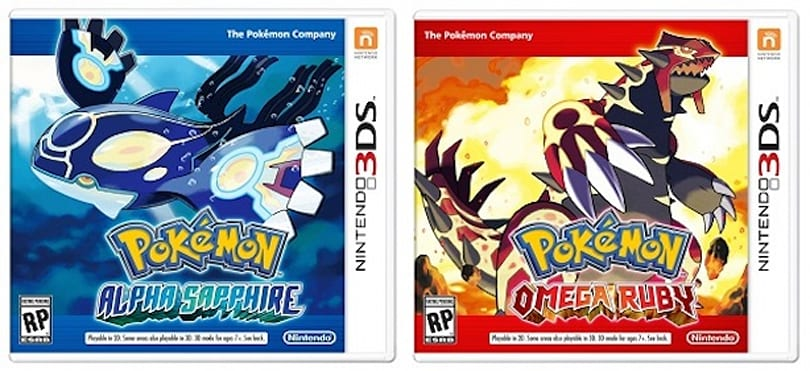 Pokemon Omega Ruby / Alpha Sapphire capture more Mega Evolutions