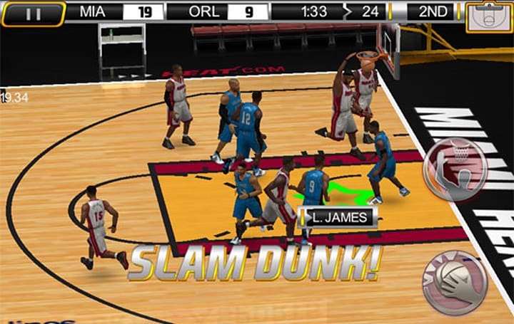 NBA Elite 11 still coming this month ... to iPhone