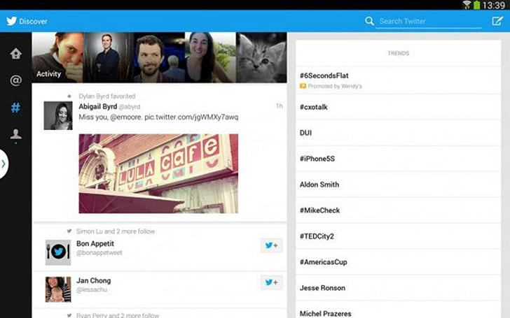 Twitter's tablet-optimized Android app is official, but limited to Samsung devices for now (updated)