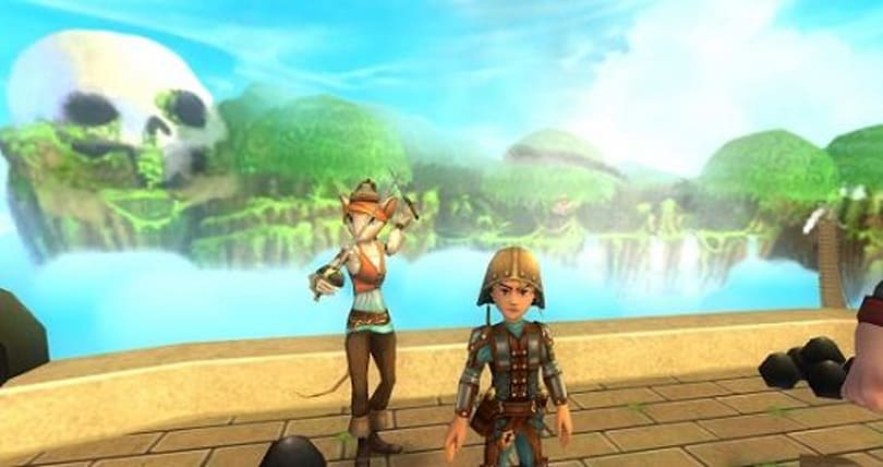 MMO Family:  Setting Sail in Pirate101