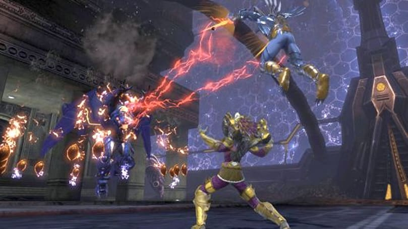 DC Universe Online's update 18 goes live