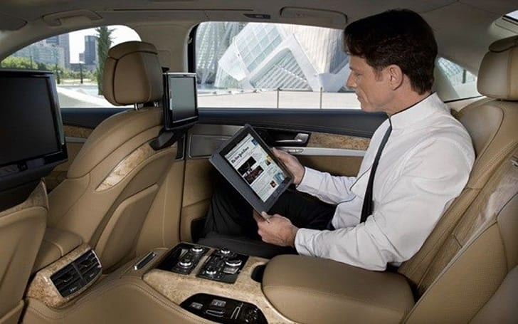 2011 Audi A8 gets factory-installed wireless hotspot option