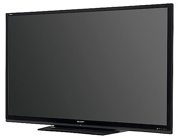 Sharp to deliver first 80-inch Quattron 3DTV, 20 more new HDTVs