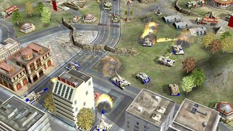Command and Conquer sets aim for beta in first half of 2013