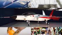 国産ステルス機の名はX-2・触診を数値化する圧力センサー・Googleのドローンインターネット(画像ピックアップ17)