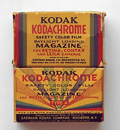 Kodachrome film is seriously at the end of its life -- again