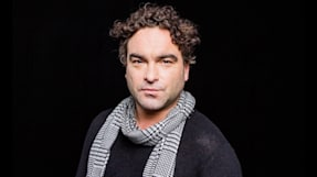 "Johnny Galecki On ""Rings"""