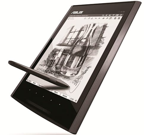 ASUS Eee Tablet to be renamed, will head to market in early 2011