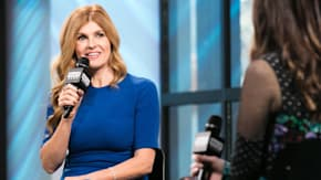 Connie Britton Discusses The Women's March At Sundance