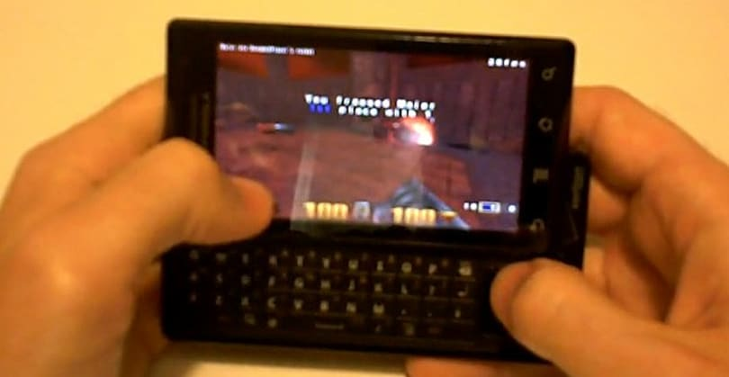 Quake 3 ported to Android, shows off Droid's graphical prowess (video)