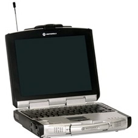 Motorola's rugged ML910 laptop and MW810 mobile workstation