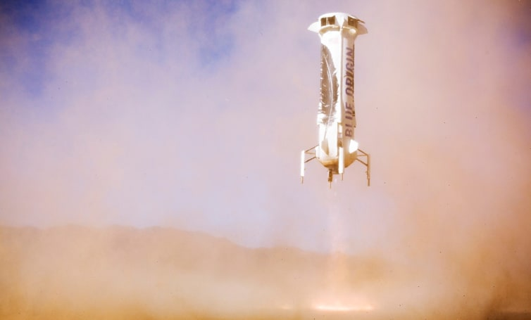 Next Blue Origin rocket carries two microgravity experiments (update: success)