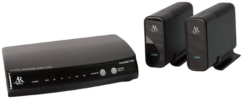 Acoustic Research ARW51 takes any 5.1 system and makes it wireless