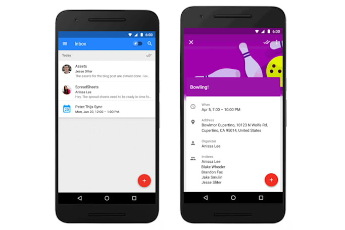 Google Inbox can keep up with your changing calendar