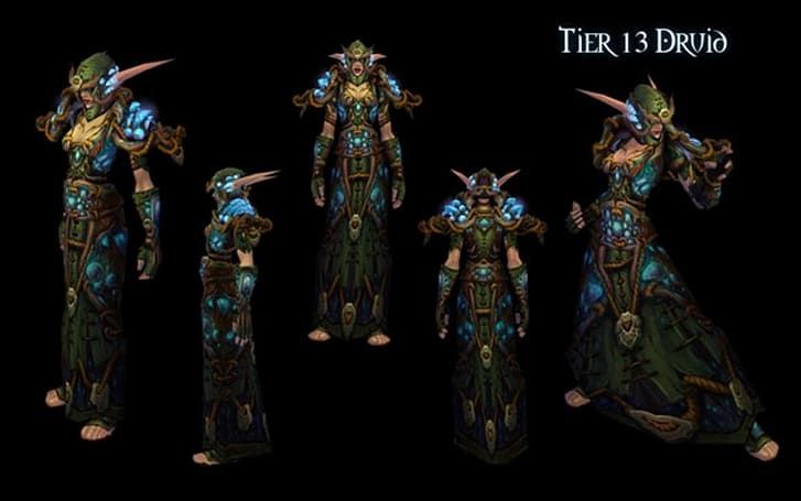 Shifting Perspectives: 3 observations on the tier 13 set bonuses