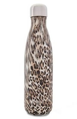 S'well Cheetah Stainless Steel Water Bottle