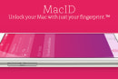 MacID: Unlock your Mac with Touch ID