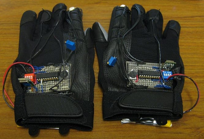 Glove Mouse project gives 'pinch to zoom' a new meaning (video)