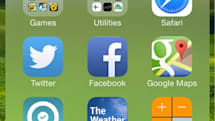 Warning: Don't upgrade to iOS 7.1 if you like your nested folders