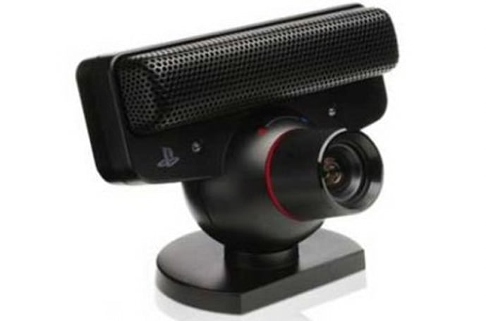 Sony patents filed for Kinect-like PS Eye camera, backwards compatibility adapter