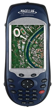 Magellan introduces the MobileMapper CX pro GPS unit