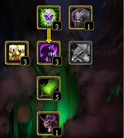 Lichborne: Unholy issues in Patch 3.2