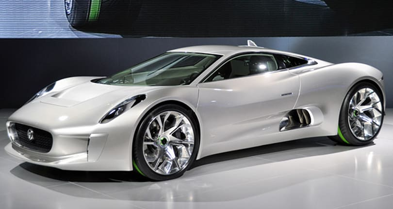 Jaguar will actually build million-dollar C-X75 hybrid supercar in 2013