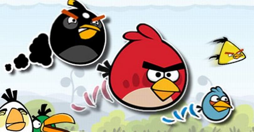 Rovio sells 6.5M copies of Angry Birds without advertising once