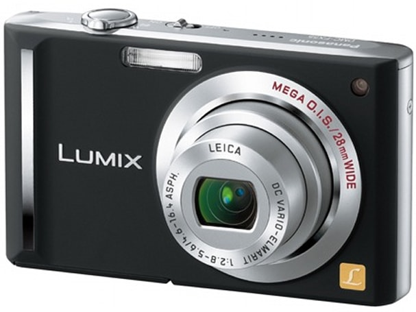 Panasonic unleashes a trio of wide angle, 8 megapixelers: Lumix FX33, FX55, and FZ18