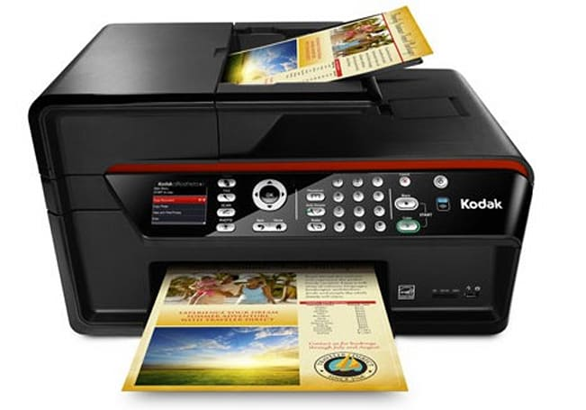 Kodak dons cape for a Google Cloud Print-compatible Hero all-in-one printers
