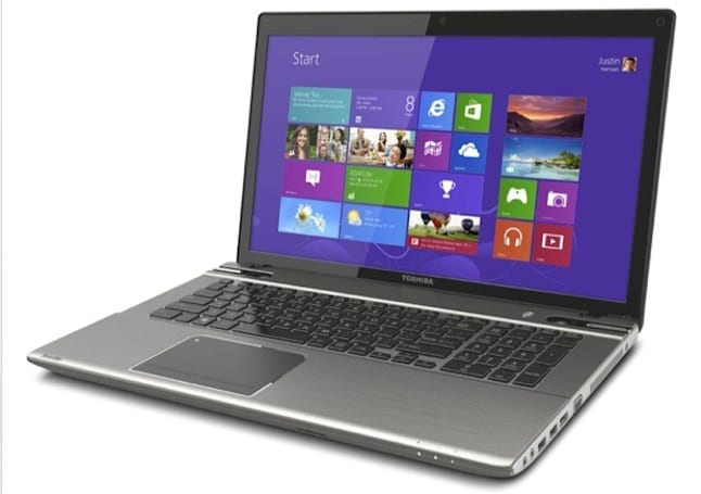 Toshiba updates its all-in-ones, mainstream Satellite laptops for early 2013