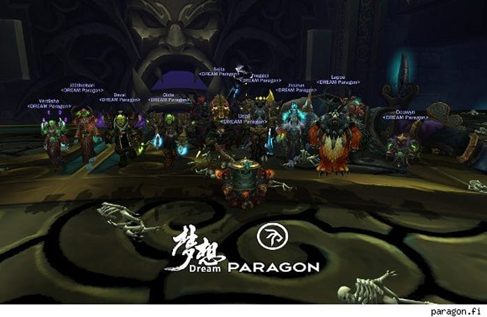 DREAM Paragon take world first Heroic Lei Shen