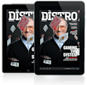 Distro Issue 107: How Edward Thorp gambled his way into wearable-tech history